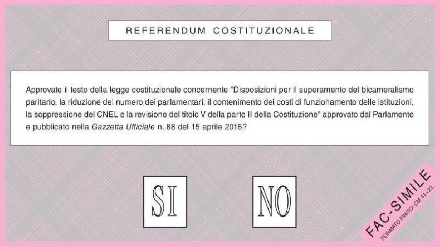 Referendum costituzionale, Boschi: