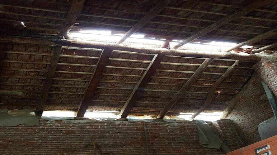 Cuneo, tromba d'aria si abbatte sulla città: molti danni