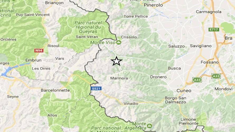 Terremoto, scossa di magnitudo 3.6 vicino ad Amatrice