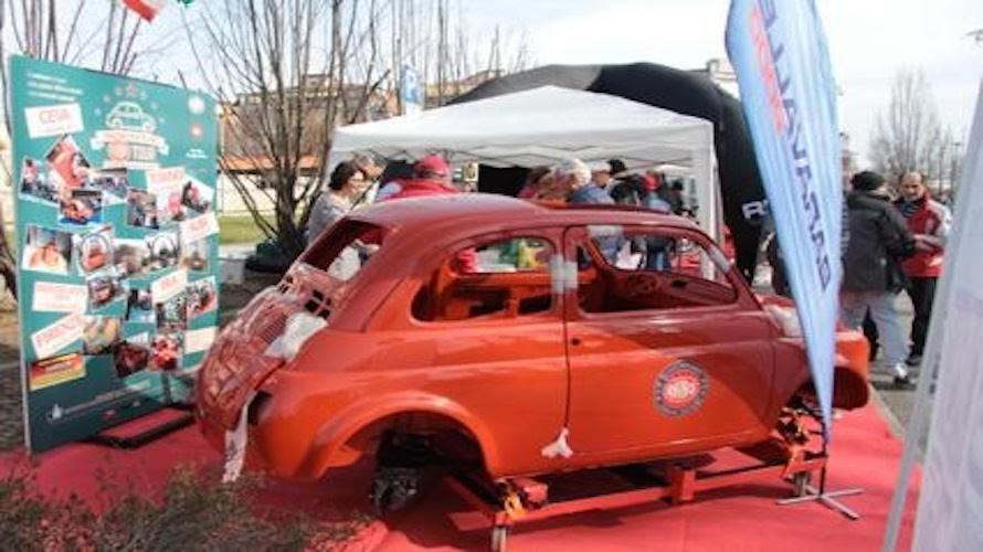 Fca: noleggio a lungo termine per Fiat 500 su Amazon