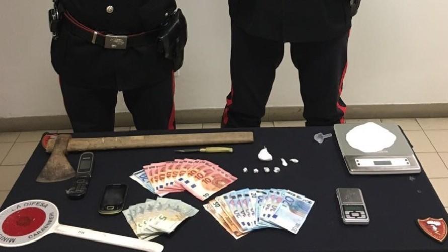 Veroli, arrestati due spacciatori e due minori sorpresi con stupefacenti
