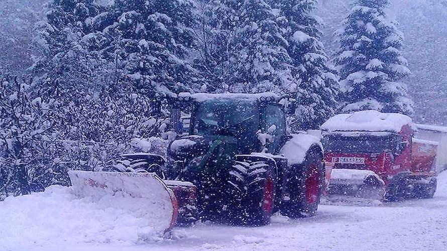 Maltempo Piemonte, allerta neve: scuole chiuse a Mondovì