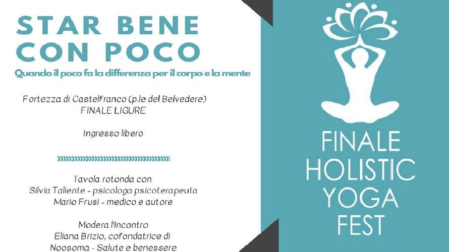 Corpo E Mente Star Bene Con Poco Si Puo Noosoma Da Cuneo Spiega Come A Finale Ligure Cuneocronaca It