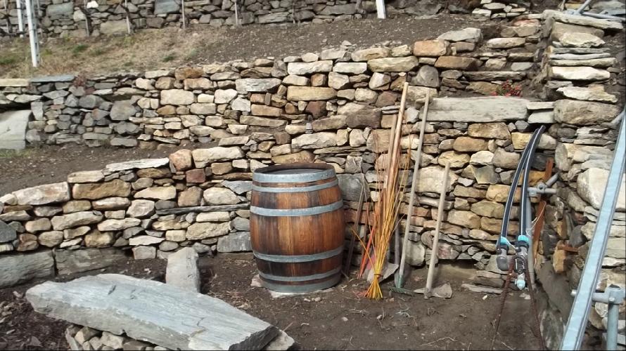 Case In Pietra Di Montagna : Muri a secco patrimonio dell umanità per case e borghi di