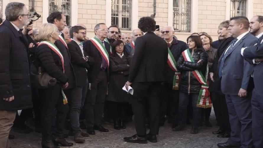 Asti-Cuneo, il premier Conte: Siamo qui per risolvere i problemi