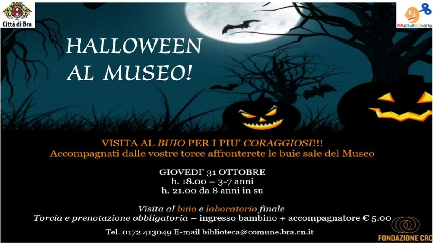 BRA Halloween al Museo del Giocattolo: visita guidata per i