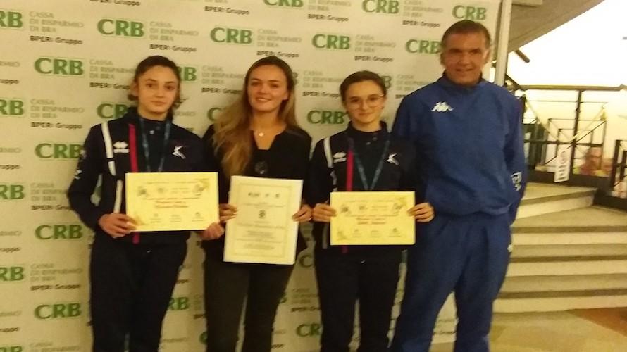 """FOSSANO/ """"Lo sport fortifica lo studio nobilita"""": premiate studentesse del Liceo Ancina - Cuneocronaca.it"""