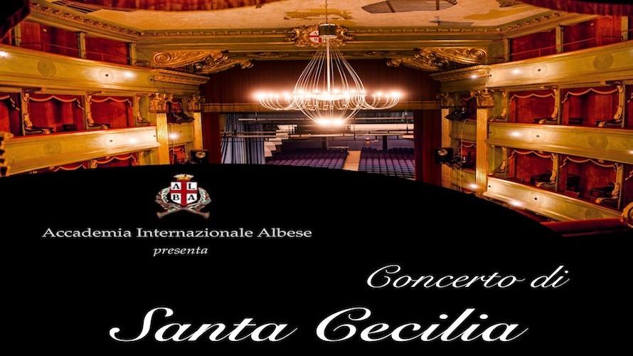 """ALBA/ Sabato al teatro """"G. Busca"""" una serata all'insegna della musica con il concerto di Santa Cecilia - Cuneocronaca.it"""