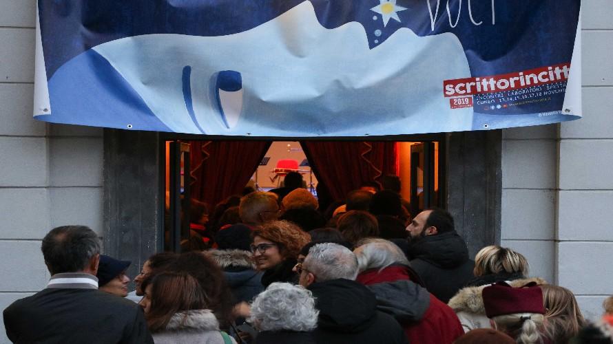 Cuneo, la preziosa eredità di Scrittorincittà: il festival chiude salutando gli studenti - Cuneocronaca.it