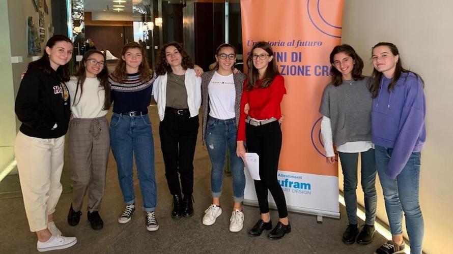 """SALUZZO/ Emozioni per gli allievi del Bodoni alla scoperta della """"bellezza"""" con la Fondazione Crc - Cuneocronaca.it"""