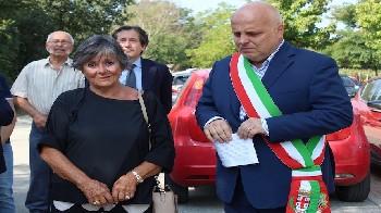 Alba Il Piazzale Di Scaparoni Intitolato Al Professor Gaetano Di